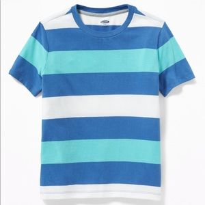 NWT Old Navy Striped Short Sleeve Top M(8)